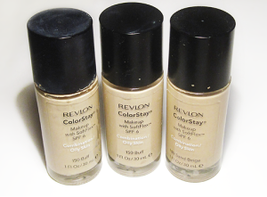 Revlon Color Stay Makeup with SPF 6 Softflex Liquid Foundation Review