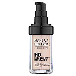 Make Up For Ever HD Foundation Review